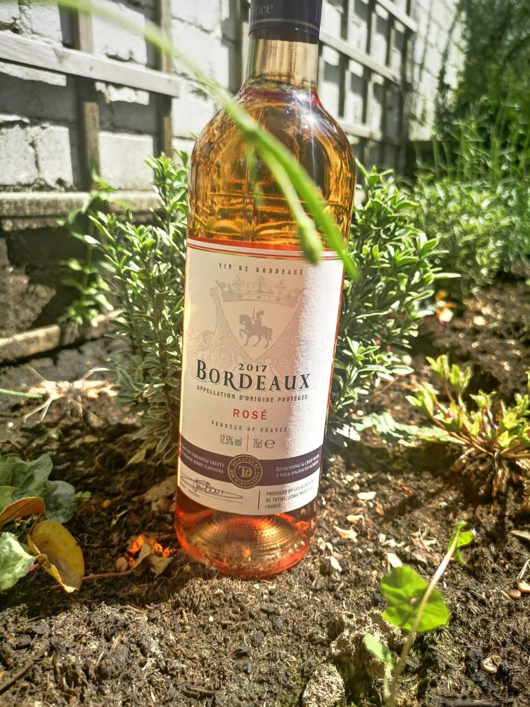 rose wine bordeaux sainsburys taste the difference