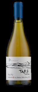 Tara viognier wine bottle from atacama desert