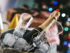 Christmas Sparkling Wines